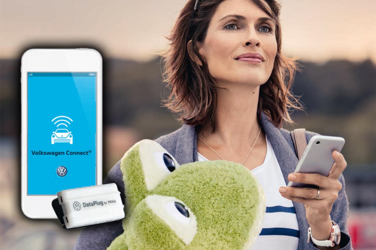 Volkswagen Connect® Ihr Fahrzeug-Assistent – GRATIS! - Autohaus KAHLE